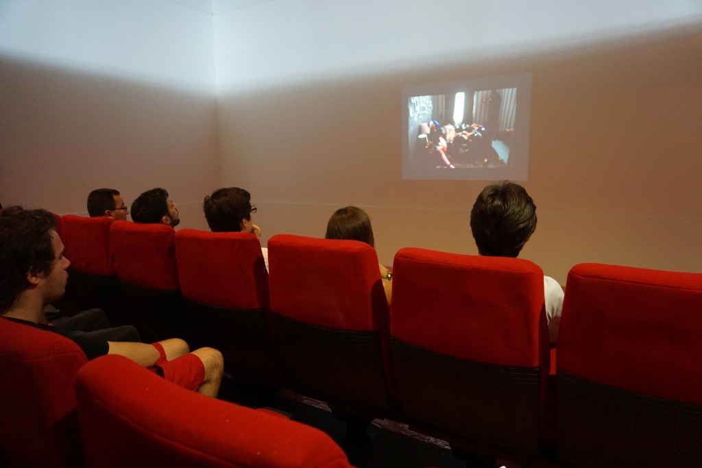 UFA Cannes salle de projection