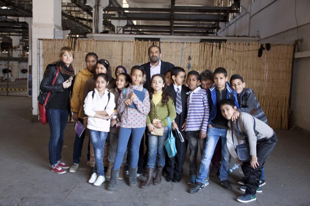 UFA CASA Groupe scolaire